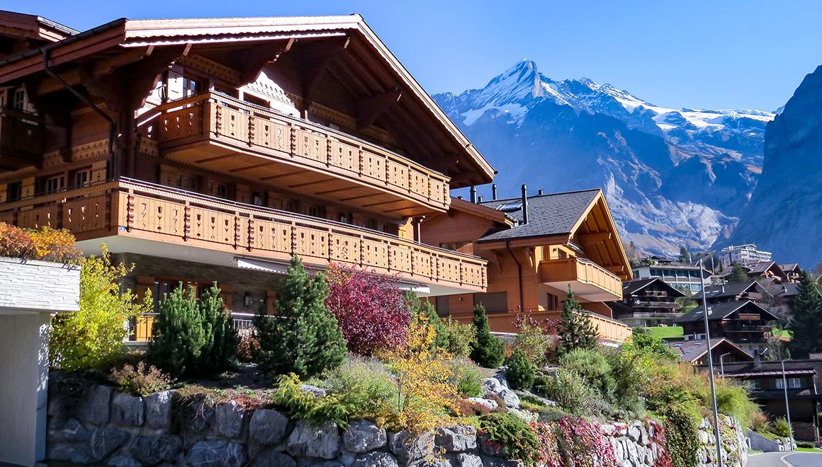 Grindelwald (Berner Oberland), Zwitserland