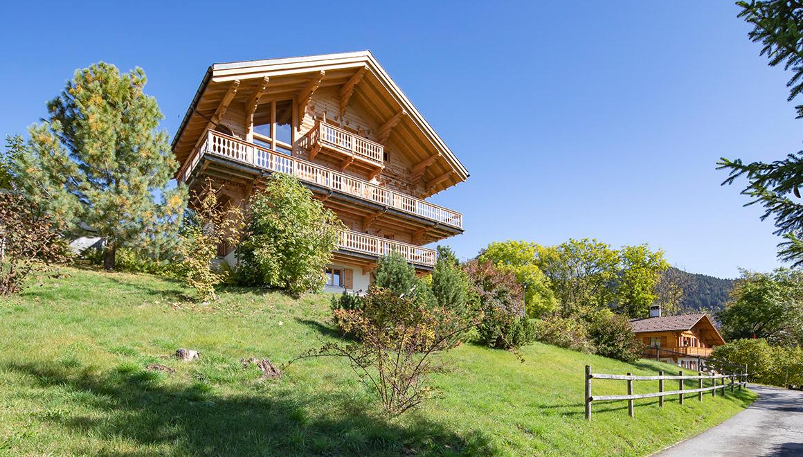 Villars-sur-Ollon (Vaud), Zwitserland